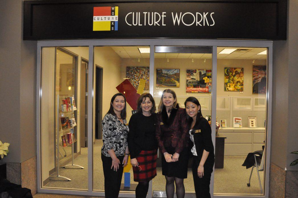 Culture Works Staffs
