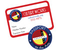 Culture Works Passport Card & Circle