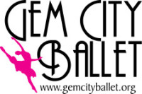 Gem City Ballet Logo